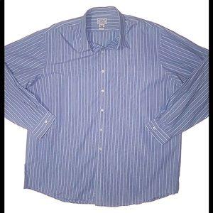 L.L. Bean Long Sleeve Cotton Mens Cotton Shirt